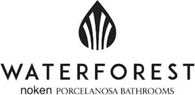 WATERFOREST NOKEN PORCELANOSA BATHROOMS