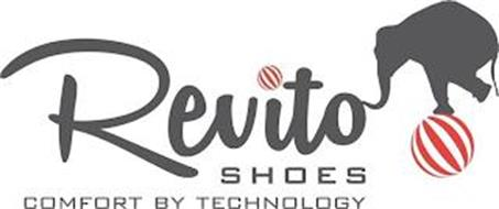 REVITO SHOES COMFORT BY TECHNOLOGY