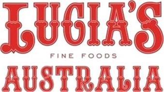 LUCIA'S FINE FOODS AUSTRALIA