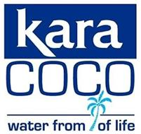 KARA COCO WATER FROM OF LIFE