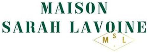 MAISON SARAH LAVOINE MSL
