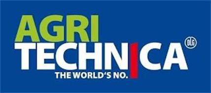 AGRI TECHNICA THE WORLD'S NO. 1 DLG