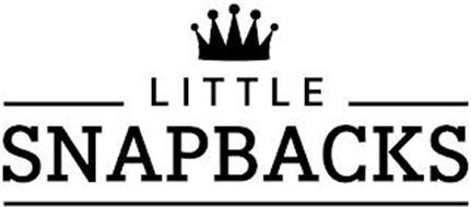 LITTLE SNAPBACKS