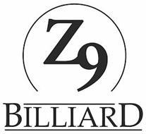 Z9 BILLIARD