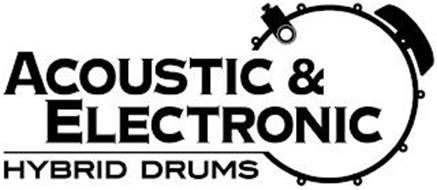 ACOUSTIC & ELECTRONIC HYBRID DRUMS