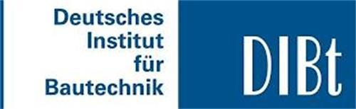 DEUTSCHES INSTITUT FÜR BAUTECHNIK DIBT