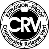 CRV EXPLOSION-PROOF COUNTERSINK RELEASEVENT