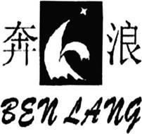 BEN LANG