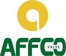 AFFCO VALVE