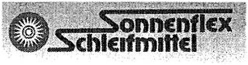 SONNENFLEX SCHLEIFMITTEL
