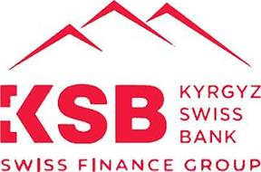 KSB KYRGYZ SWISS BANK SWISS FINANCE GROUP