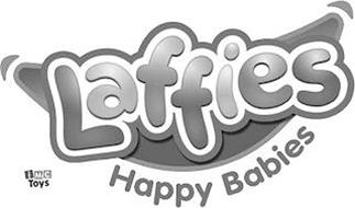 IMC TOYS LAFFIES HAPPY BABIES