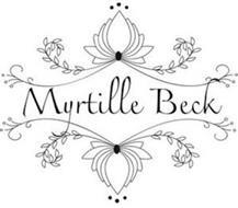MYRTILLE BECK