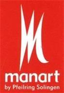 M MANART BY PFEILRING SOLINGEN
