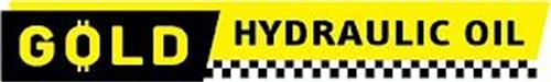 GOLD HYDRAULIC OIL