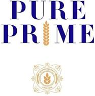 PURE PRIME UNCOMPROMISING QUALITY IN EVERY SENSE