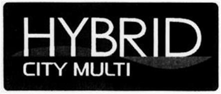 HYBRID CITY MULTI