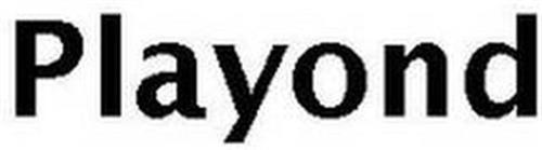 PLAYOND