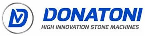 DV DONATONI HIGH INNOVATION STONE MACHINES