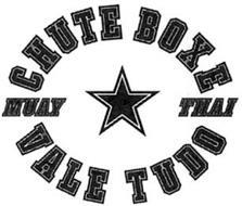 CHUTE BOXE VALE TUDO MUAY THAI