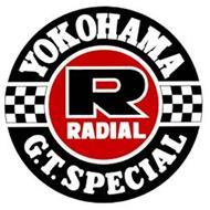 R RADIAL YOKOHAMA G.T. SPECIAL