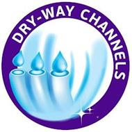DRY-WAY CHANNELS