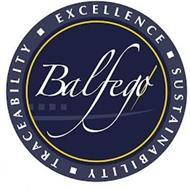 BALFEGÓ · EXCELLENCE · SUSTAINABILITY ·TRACEABILITY