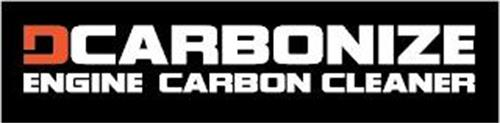 DCARBONIZE ENGINE CARBON CLEANER