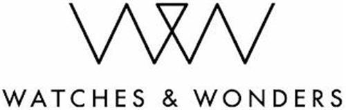 WW WATCHES & WONDERS