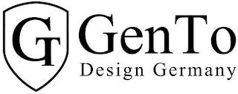 GT GENTO DESIGN GERMANY
