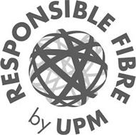 RESPONSIBLE FIBRE BY UPM