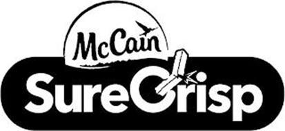 MCCAIN SURECRISP