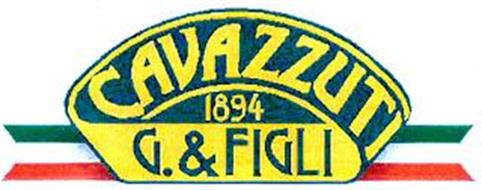 CAVAZZUTI G & FIGLI 1894