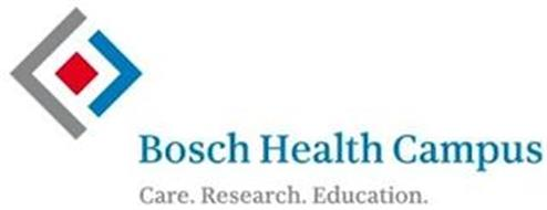 BOSCH HEALTH CAMPUS CARE. RESEARCH. EDUCATION.