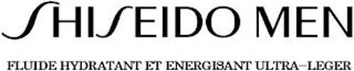 SHISEIDO MEN FLUIDE HYDRATANT ET ENERGISANT ULTRA-LEGER