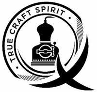 Q · TRUE CRAFT SPIRIT ·