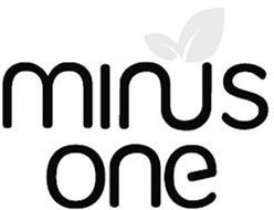 MINUS ONE