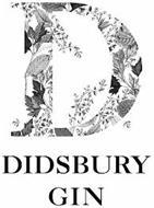 D DIDSBURY GIN
