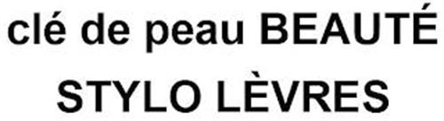 CLÉ DE PEAU BEAUTÉ STYLO LÈVRES