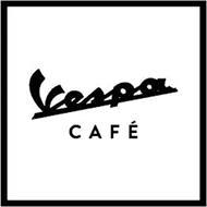 VESPA CAFÉ