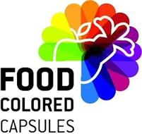 FOOD COLORED CAPSULES