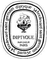 DIPTYQUE PARFUMEUR PARIS DIPTYQUE 34 BOULEVARD SAINT GERMAIN PARIS 5E