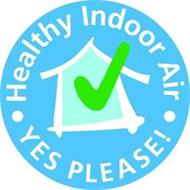 HEALTHY INDOOR AIR YES PLEASE!