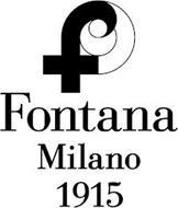 F FONTANA MILANO 1915