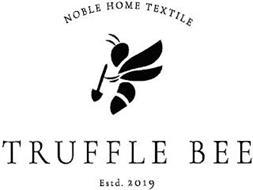 TRUFFLE BEE NOBLE HOME TEXTILE ESTD. 2019