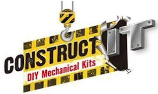 CONSTRUCT IT DIY MECHANICAL KITS