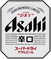 ASAHI BREWERIES LIMITED SUPER