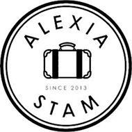 ALEXIA STAM SINCE 2013