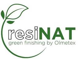 RESINAT GREEN FINISHING BY OLMETEX