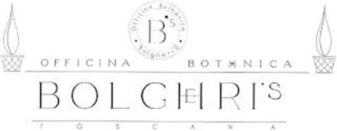 B'S OFFICINA · BOLGHERL'S · OFFICINA BOTHNICA BOLGHER'S TOSCANA